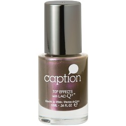 Caption Extended Wear Polish - Top Effects - Take A Chance - Traveling Colour Amethyst Effect 0.34 oz. (160116)