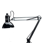 KAYLINE Adjustable Lamp Black
