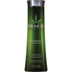 HEMPZ Natural Bronzer Tan Maximizer 10.1 oz. (201252)