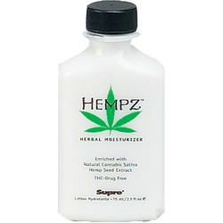 SUPRE Hempz Herbal Moisturizer 2.5 oz.