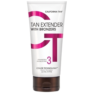 California Tan Sunless Collection Tan Extender with Bronzers 6 oz. (201602)