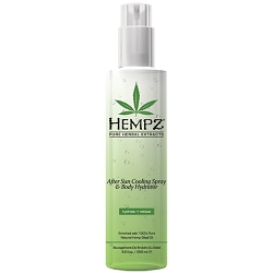 Hempz After Sun Cooling Spray & Body Hydrator 8.5 oz. (202141)