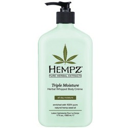 Triple Moisturizer Herbal Whipped Body Créme 17 oz. (202148)