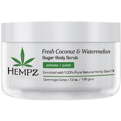 Hempz Sugar Body Scrub - Fresh Coconut & Watermelon 7.3 oz. (205278)
