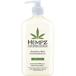 Hempz Sensitive Skin Herbal Body Moisturizer 17 oz. (205280)