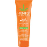 Hempz Yuzu & Starfruit Touch of Summer Moisturizing Gradual Self-Tanning Creme - Fair Skin Tones 200 mL. - 6.7 oz. (205666)
