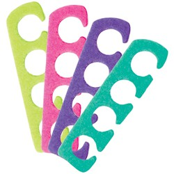Deluxe Toe Separator - Assorted Colors 36 Pair (301134)
