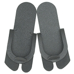 For Pro Thong Slippers 12 Pair Black (301251)