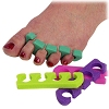 FPO For Professional Use Only Assorted Color Toe S