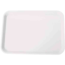 "Implement Tray - Plastic Autoclave Safe 9.5"" x 13"" (301379)"