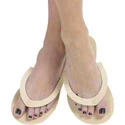 For Pro Premium Slippers Beige 1 Pair (301500)