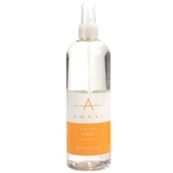 AMBER PROFESSIONAL Pre-Wax Spray 16 oz.