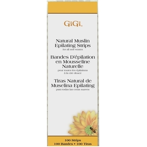 GIGI Muslin Strips 100-ct.