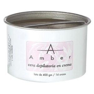 AMBER PROFESSIONAL Cream Wax 14 oz.