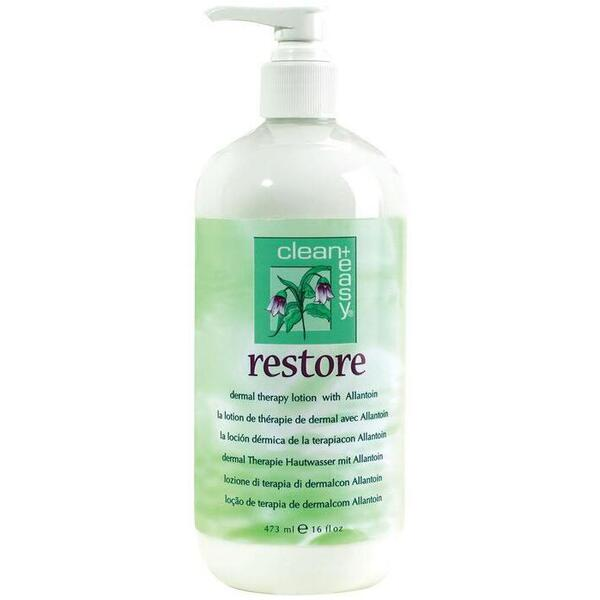 CLEAN+EASY Restore Dermal Therapy Lotion 16 oz.