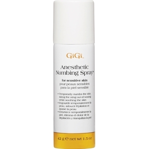 GIGI Anesthetic Numbing Spray 1.5 oz.