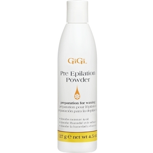 GIGI Pre-Epilation Dusting Powder 4.5 oz.