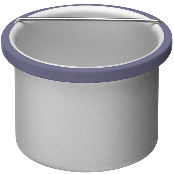 Satin Smooth beBare Removable Metal Insert Pot (302170)