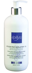 EPILLYSS Azulen Post-Depilatory Oil 17.5 oz.