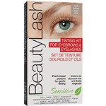 BeautyLash Sensitive Tinting Kit for Eyelashes & Eyebrows - Light Brown Tint (302440)