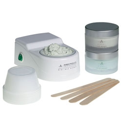 AMBER PRODUCTS Warm Clay and Algae Masque Kit