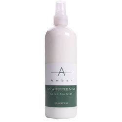 AMBER PRODUCTS Shea Butter Mist Lavender Aphrodisi