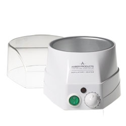 AMBER PRODUCTS Depilatory Heater