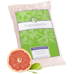 THERABATH Professional Grade Refill Paraffin Grapefruit and Tea Tree 6 lbs. (303123)
