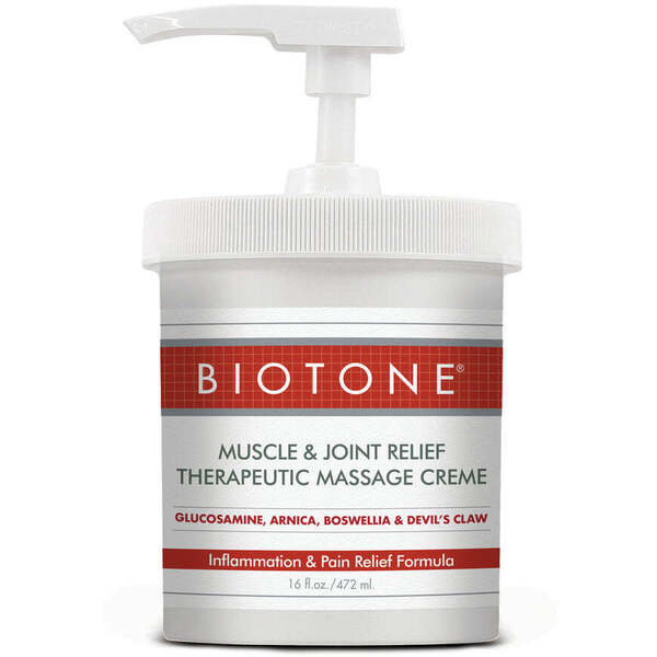 BIOTONE Muscle & Joint Relief Therapeutic Massage