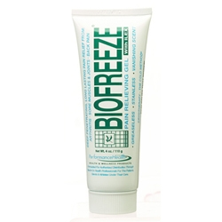 BIOFREEZE Pain Relieving Gel 4 oz. Tube