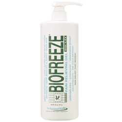 BIOFREEZE Pain Relieving Gel 32 oz. w Pump