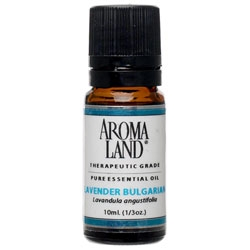 AROMALAND Lavender Bulgarian Essential Oil 10mL