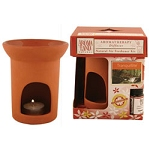 AROMALAND Aromatherapy Diffuser - Peace Natural wi