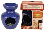 AROMALAND Aromatherapy Diffuser - Eve Blue with Ro