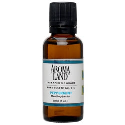 AROMALAND Peppermint Essential Oil 30mL (1oz.)