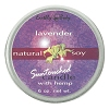 EARTHLY BODY Suntouched Lavender Candle 6 oz.