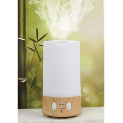 Namaste LED Ultrasonic Essential Oil Diffuser - Generates Air Purifying Negative Ions! (308364)
