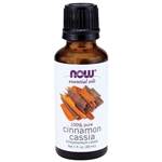 Cinnamon Cassia Essential Oil 1 oz. (308384)