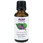 Lavender & Tea Tree Essential Oil 1 oz. (308399)