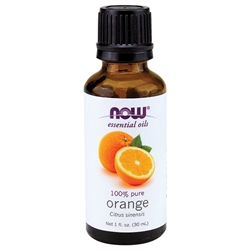 Sweet Orange Essential Oil 1 oz. (308406)