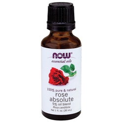 Rose Absolute 5% Essential Oil Blend 1 oz. (308414)