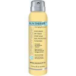 Sun Therape Moisturizer with SPF 35 - Sport - Dry Touch Spray Sunscreen Protection 4.2 oz. (308715)