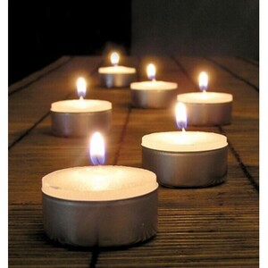 AROMAZONE Long Burning Tealights