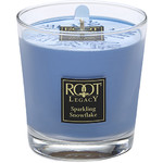 Root Candles - Sparkling Snowflake Candle 6.3 oz. (308984)
