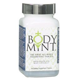 BODY MINT Tablets 60-Count