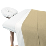 "Polar Fleece Blanket - Camel 63"" x 90"" 230 GSM (309667)"