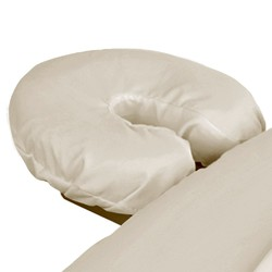 Premium Microfiber Face Rest Cover - Natural (309682)