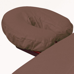 Premium Flannel Face Cradle Cover - Chocolate 100% Cotton - 150 GSM (309690)