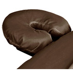 Premium Microfiber Face Rest Cover - Chocolate (309756)