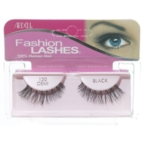 ARDELL Black Demi 120 Fashion Lashes 1 Pair